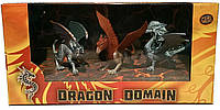 Мир драконов Серия B (3 фигурки), HGL
