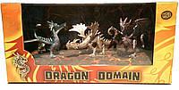 Мир драконов Серия C (3 фигурки), HGL