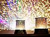 Музыкальный Ночник Проектор Звездного Неба Star Master на Батарейках, фото 3
