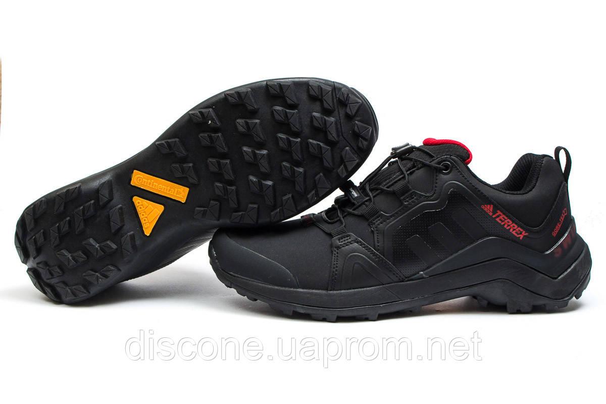 Кроссовки мужские ► Аdidas Terrex Gore Tex,  черные (Код: 14015) ►(нет на складе) П Р О Д А Н О!