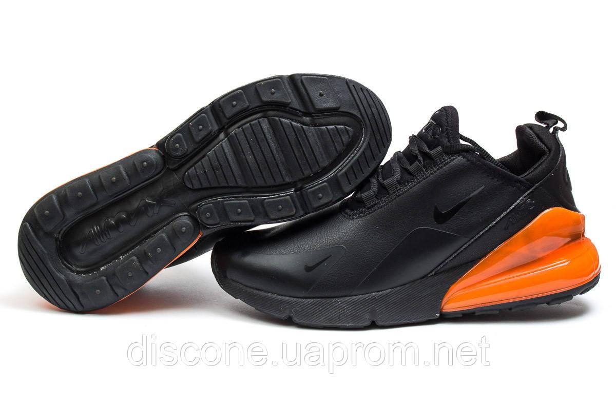 Кроссовки мужские 14023 ► Nike Air 270, черные ✅Скидка 31% ► [ 42 44 45 ]