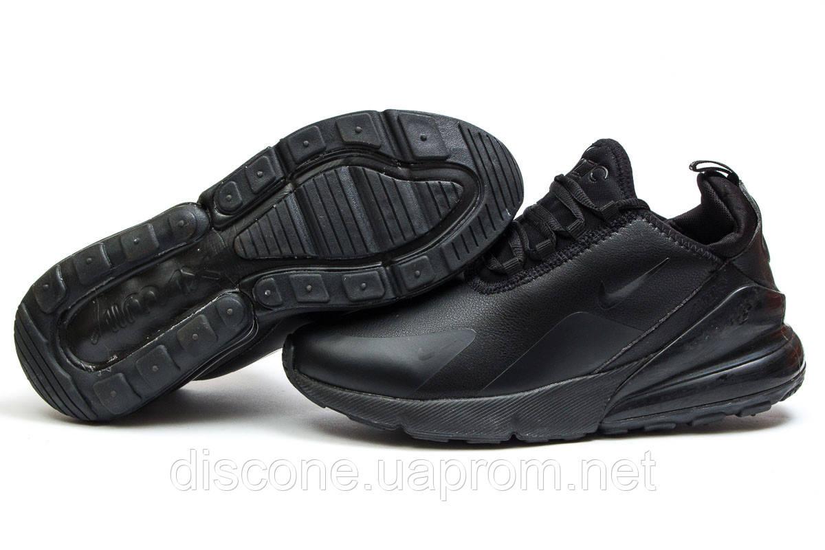 Кроссовки мужские 14024 ► Nike Air 270, черные ✅Скидка % ► [ нет в наличии ]