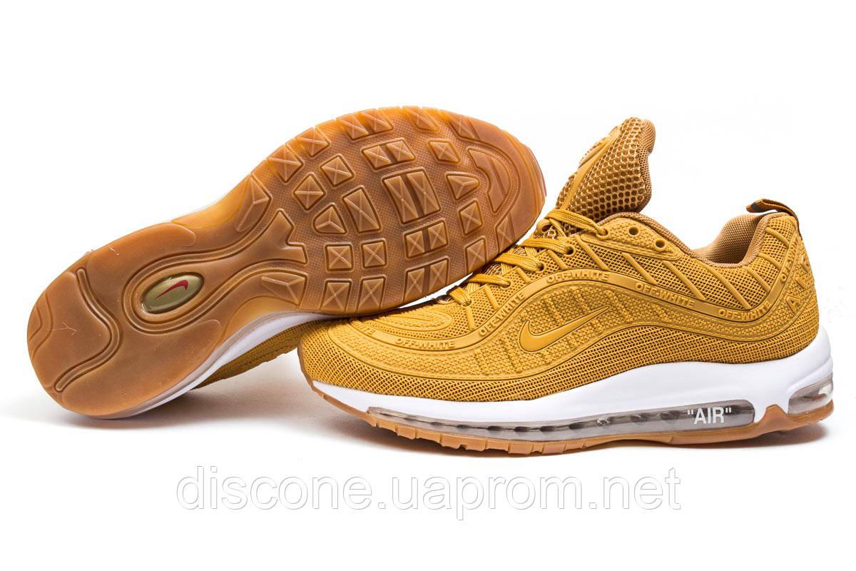 Кроссовки мужские 14051 ► Nike Air Max, песочные ✅Скидка 30% ► [ 41 42 44 45 ]