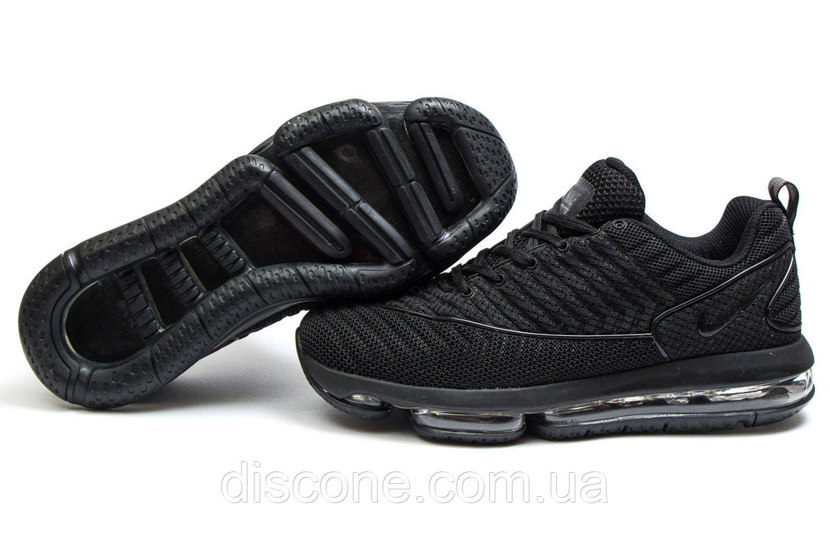 Кроссовки мужские ► Nike Air Max,  черные (Код: 14052) ► [  41 43 44 45  ] ✅Скидка 33%