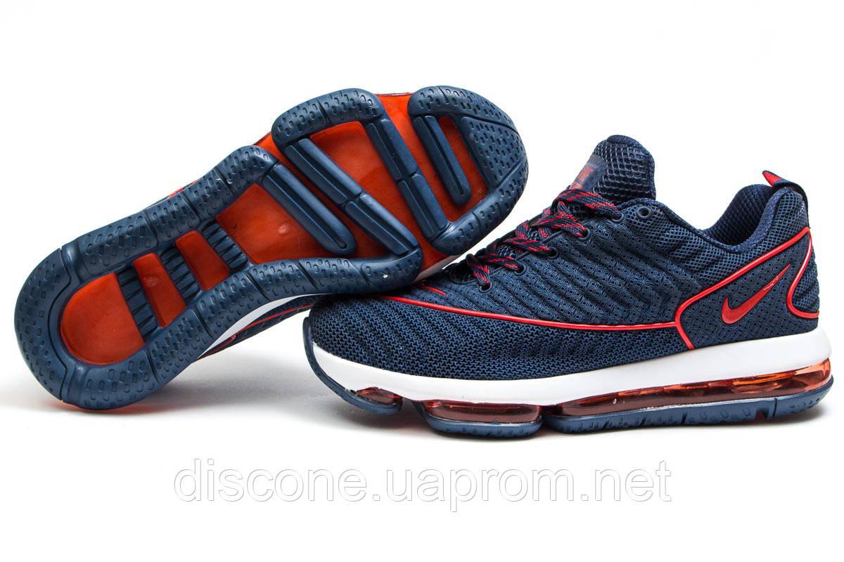 Кроссовки мужские 14057 ► Nike Air Max, синие ✅Скидка 30% ► [ 41 43 ]