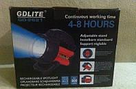 Фонарь прожектор на аккумуляторе GD LITE GD-2621, фото 1