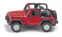 Модель - Jeep Wrangler 1:32, Siku