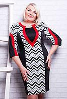 Модное платье Домино
