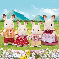 Семья Шоколадных Кроликов, Sylvanian Families