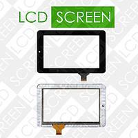 Тачскрин (touch screen, сенсорный экран) для планшетов Onda V701s, V702, V711; Texet TM-7024; Explay Surfer 7.02, Surfer 7.04