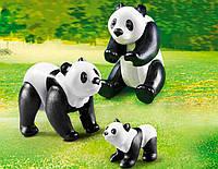 Семья панд (6652), Playmobil
