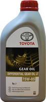 Трансмиссионное масло TOYOTA LT 75W-85  1л