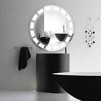 "Круглое зеркало ""Disc"" с подсветкой"