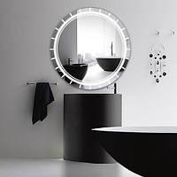 Круглое зеркало  «Sektorium» с подсветкой