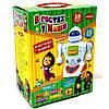 Игра-робот «В гостях у Маши» + наклейки, раскраски
