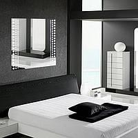 Квадратное зеркало «Vesicle» с подсветкой
