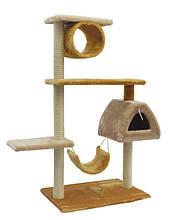Дряпка-когтеточка для кошек Городок 2 Природа, жаккард