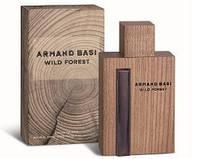 Мужские ароматы Armand Basi Wild Forest (Арманд Баси Ваилд Форест) древесный аромат