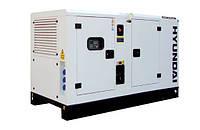 Электростанция 3-фазная HYUNDAI DHY60KSE 44 кВт / 55 кВА-48 кВт / 60 кВА