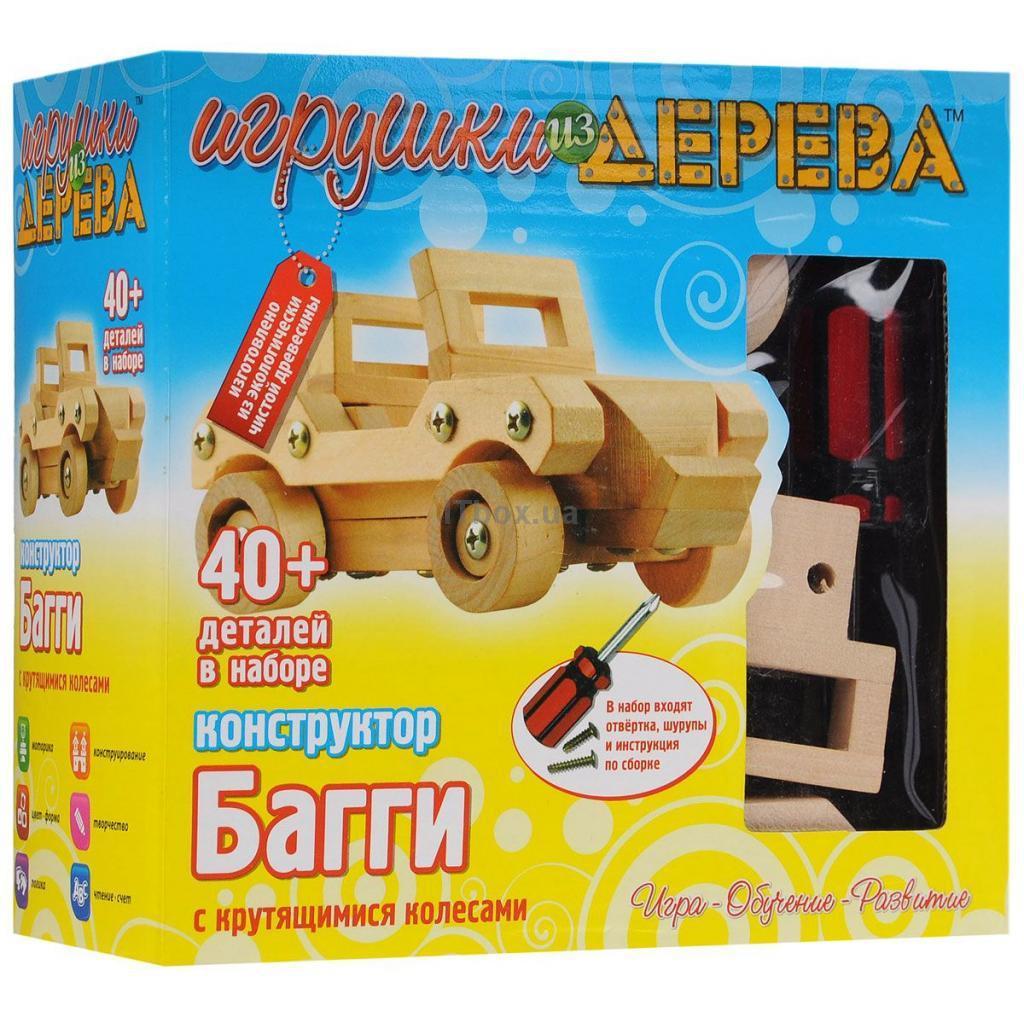 Мир деревянных игрушек: тие