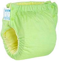 Подгузник трикотажный Easy Size Premium 7-13, со вкладышем Abso Maxi  (зеленый) ca2f371e74a