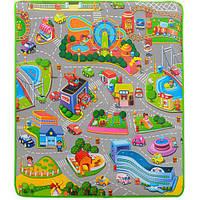 Развивающий коврик детский игровой Веселое Движение MHZ M3511