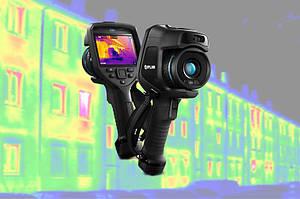 Новая бюджетная инфракрасная камера FLIR E53