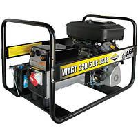 Сварочный генератор AGT WAGT 220/5 DC BSBE 6,5 кВт