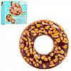 Круг Intex 56262 Шоколадный Пончик, 114см