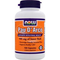 Пау де арко (Pau D'Arco), 100 капс. (500 мг )