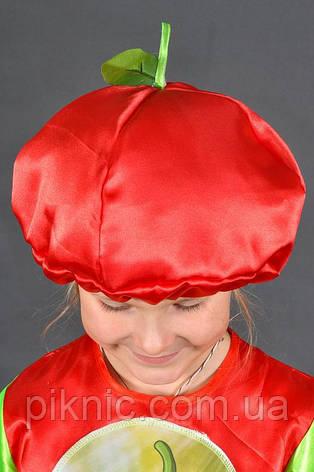 Детский карнавальный костюм Перец острый для детей 3,4,5,6 лет. Костюм овощи для мальчиков 340, фото 2