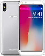 "Doogee X53 Silver 1/16 Gb, 5.3"", MT6580, 3G"