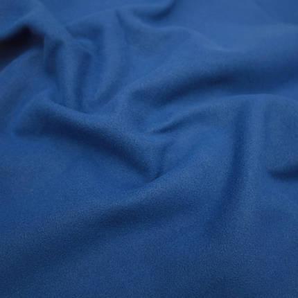 Пальтовая ткань кашемир синий электрик, фото 2