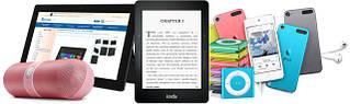 Електроніка (JBL, iPhone, iPad, MakBook і т. д)