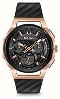 Чоловічий класичний годинник Bulova 98A185