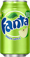 Fanta Green Apple 355 ml