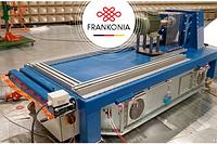 Новый мобильный нагрузочный стенд Frankonia BlueBox