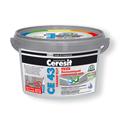 Затирка Ceresit CЕ 43 Grandelit 2кг (9 кольорів)