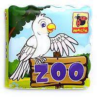 Книжка для купания Зоо TM Macik