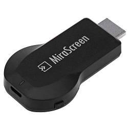 Miracast ТВ тюнер медиаплеер беспроводной HDMI Mirascreen MX OTA TV Stick EZcast, black
