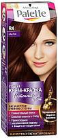 Крем краска для волос Palette R4 Каштан