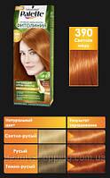 Краска для волос Palette Светлая Медь