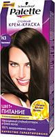 Краска для волосPalette N3 Каштановый
