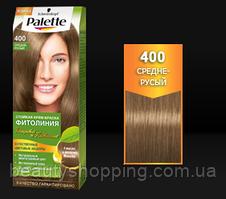 Крем-краска для волос Palette Фитолиния 400 Средне-русый