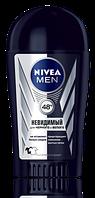 """Дезодорант мужской стик Nivea """"Невидимая защита от черного и белого"""" Power 40 мл."""