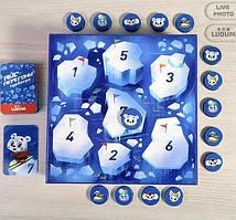 Гра «Айс-гонки» TM LUDUM для дітей 3-7 років