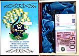 "Книга-шкатулка деревянная ""Податковий кодекс України"", фото 2"