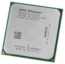 Процессор AMD Phenom X4 9850 Black Edition 2.5GHz  + термопаста GD900