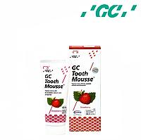 Крем для зубов GC Tooth Mousse Strawberry 35 мл