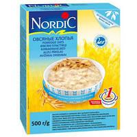 Овсяные хлопья Nordic, 500 гр